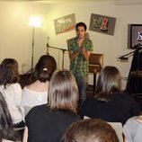 Jordi Cruz con las fans
