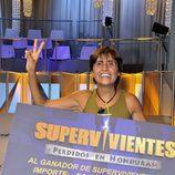 Maite Zúñiga, la más superviviente