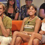 Maite Zúñiga, Matías Fernández e Ivonne Orsini