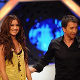 La actriz Ashley Tisdale en 'El hormiguero'