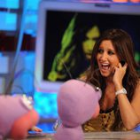Ashley Tisdale bromea con Trancas y Barrancas