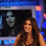 Ashley Tisdale en 'El hormiguero'