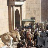 El rodaje de la miniserie Ben - Hur
