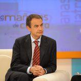 Zapatero, Presidente del Gobierno, en 'Las mañanas de Cuatro