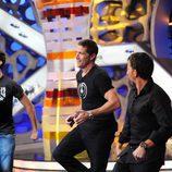 Matthew Fox baila en 'El Hormiguero'