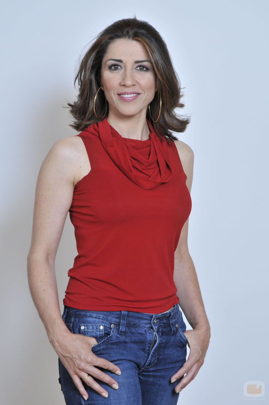 Alicia Borrachero es Concha en la serie