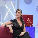 Sandra Daviú la presentadora del especial 2000 programas de 'El diario'