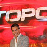 Daniel Domenjó presenta las galas del programa 'El Topo'