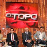 Presentación de 'El Topo', el programa de Telecinco