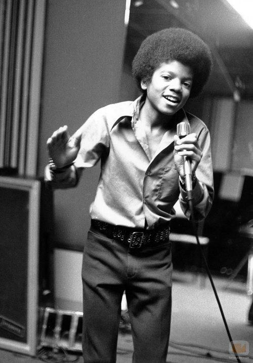 Michael Jackson, talento desde los Jackson 5