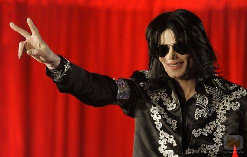 Michael Jackson prepraba su regreso
