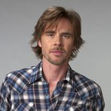 El actor Sam Trammell de 'True Blood'