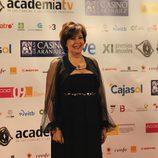Concha Velasco recibe el premio a toda una vida de la Academia de TV en 2009