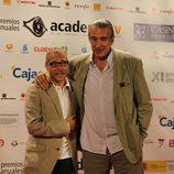 Goyo González y Antonio Elegido