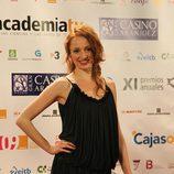 Cristina Castaño en los Premios ATV 2009