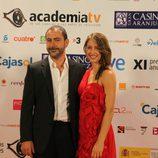 Erika Sanz y Santiago Molero