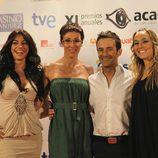 Marbelys Zamora, Lola González, Víctor Ullate y Pau Vázquez