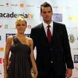 Luján Argüelles en los Premios ATV 2009