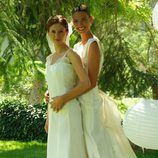 Pepa y Silvia se casan en 'Los hombres de Paco'