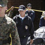 Imagen  del capítulo 'Daños colaterales' de la serie 'Navy: CIS'