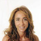 María Patiño posa en primer plano para la promoción de su programa 'Vaya par... de tres'