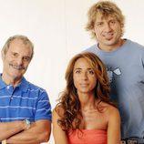 Julian Iantzi acompaña a Patiño y Mariñas en 'Vaya par... de tres'