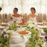 Banquete de la boda de Pepa y Silvia
