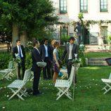Lucas vuelve en la boda de Pepa y Silvia