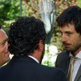 Lucas Fernández vuelve a 'Los hombres de Paco'