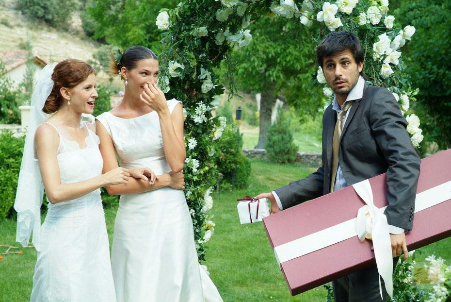 Regalo de bodas de lucas a pepa y silvia fotos formulatv for Regalos novios boda