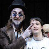 Daniel Retuerta en 'El circo de los Horrores'