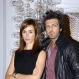 Fanny Gautier y Jesús Olmedo