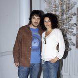 Jordi Ballester  y Marta Marco