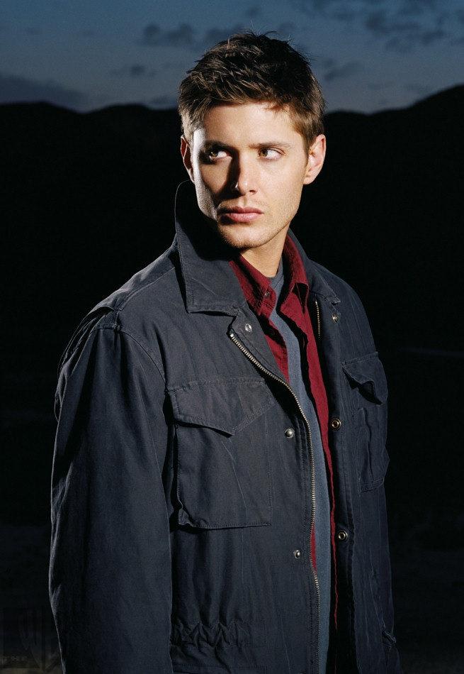 Jensen Ackles, uno de los hermanos Winchester en 'Sobrenatural'