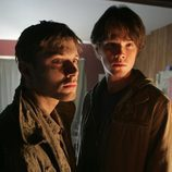 Jared Padalecki y Jensen Ackles en la serie 'Sobrenatural'