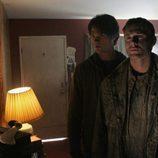 Escena del piloto de la serie 'Sobrenatural'