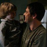Escena del piloto de 'Sobrenatural' de la cadena The CW
