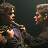 Jared Padalecki y Jensen Ackles de 'Sobrenatural'