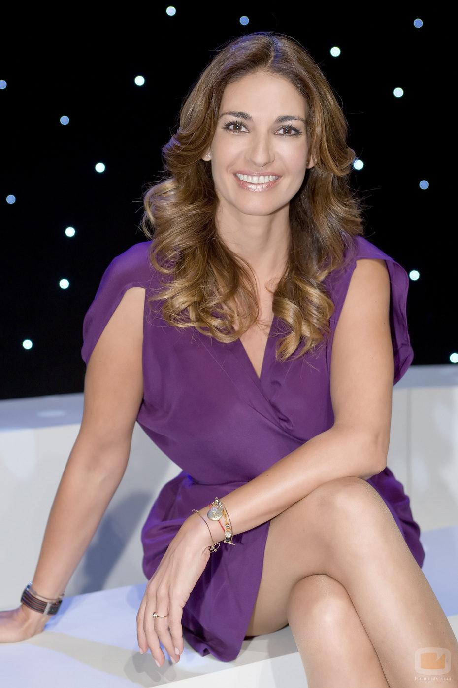 Mariló Montero, al frente de 'La mañana de La 1'