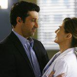 Meredith Grey y Derek Shepherd