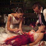 Silvia entre la vida y la muerte