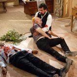Kike muere en 'Los hombres de Paco'