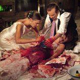 Silvia muere en 'Los hombres de Paco'