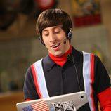 Howard Wolowitz, uno de los protagonistas de 'The Big Bang Theory'