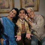 Rajesh en 'Big Bang'