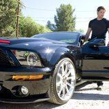 Justin Bruening protagoniza 'El coche fantástico'
