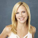 Sarah Jane Morris sonriente