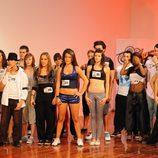 Casting de 'Fama, ¡a bailar! 3' en la ciudad de Madrid