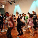 Los aspirantes del casting de 'Fama, ¡a bailar! 3'