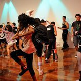 Casting de 'Fama, ¡a bailar! 3' en el municipio de Madrid